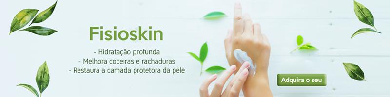 Dê mais um passo em busca da pele perfeita com Fisioskin.